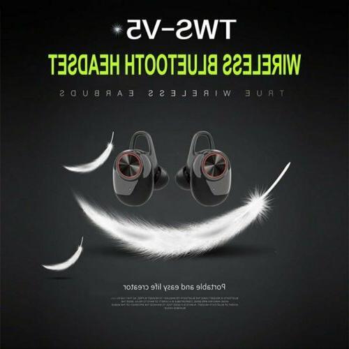 Bluetooth 5.0 Sport True Wireless Bass