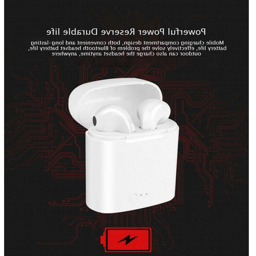 Bluetooth 5.0 Earbuds Bluetooth Earphones Case TWS
