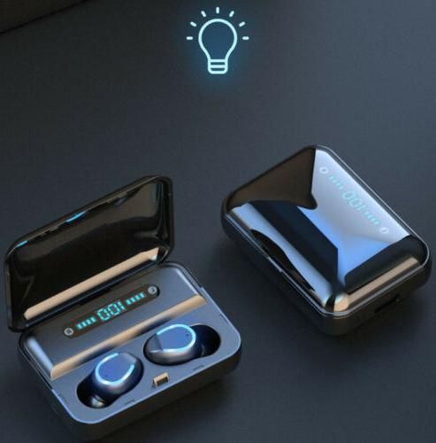 bluetooth 5 0 earbuds wireless earphones tws