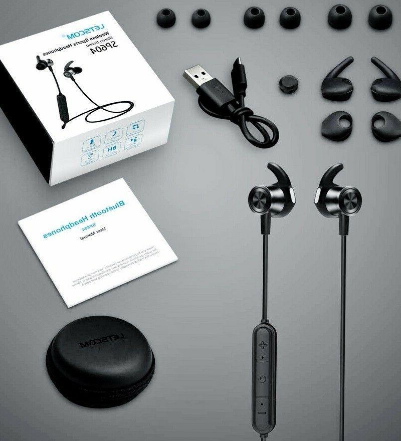 bluetooth 5 0 headphones lightweight wireless earbuds