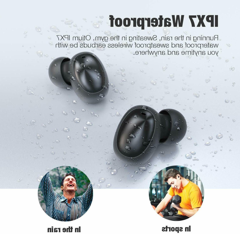 Tranya 5.0 Deep Wireless Earbuds IPX5