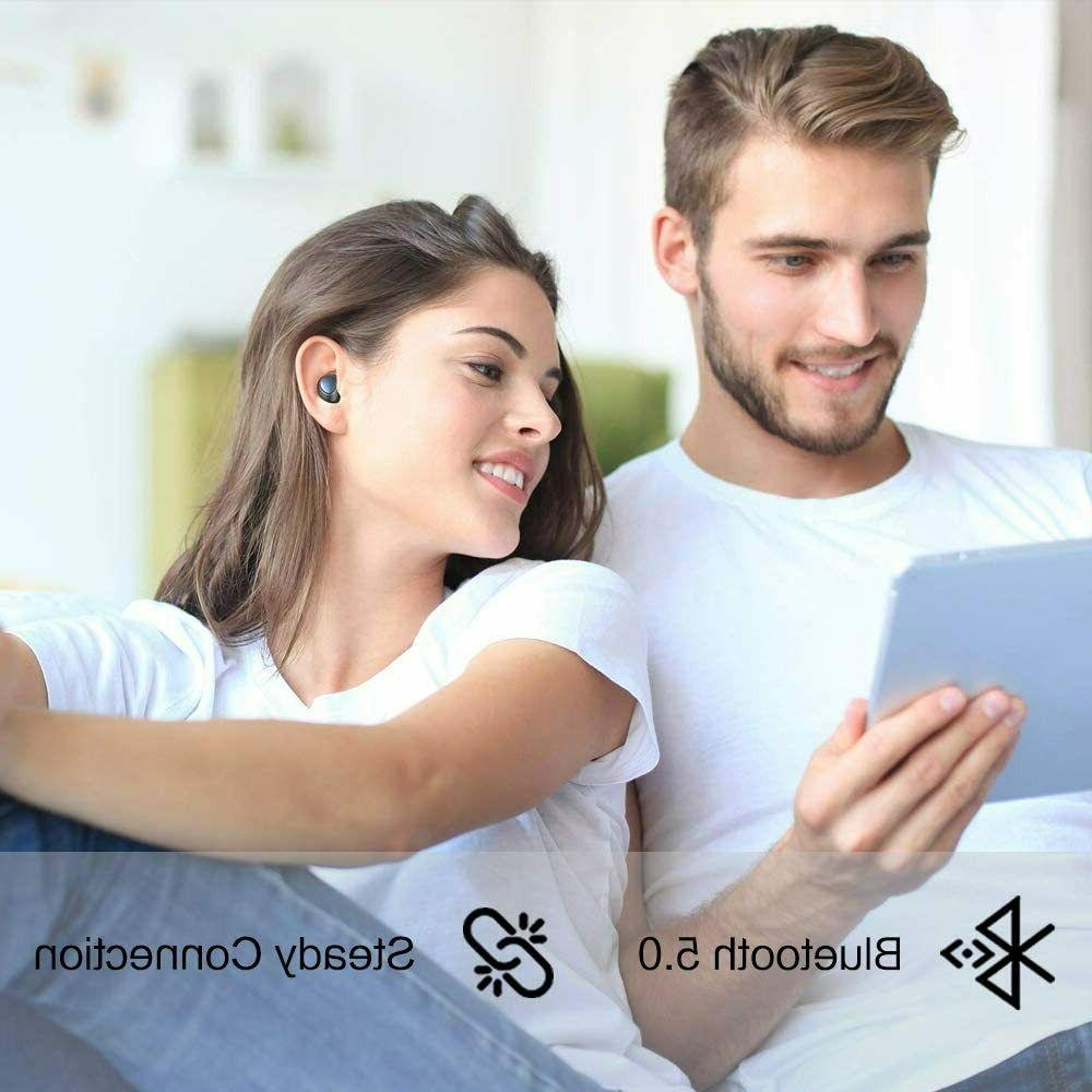 Tranya T3 Bluetooth 5.0 Wireless Built-in IPX5