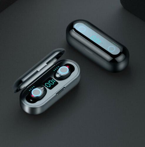 Bluetooth TWS Wireless Earbuds Stereo
