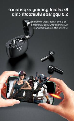 Awei 5.0 Headset TWS Wireless Earbuds Stereo