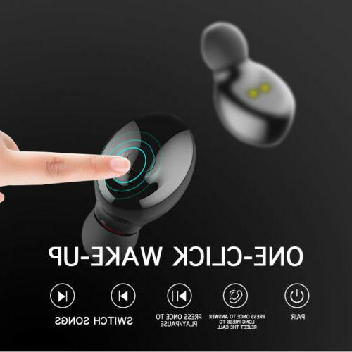 Bluetooth Headset Wireless Earbuds In-Ear Headphones