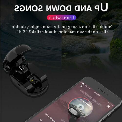 Bluetooth 5.0 Headset In-Ear Stereo Handsfree