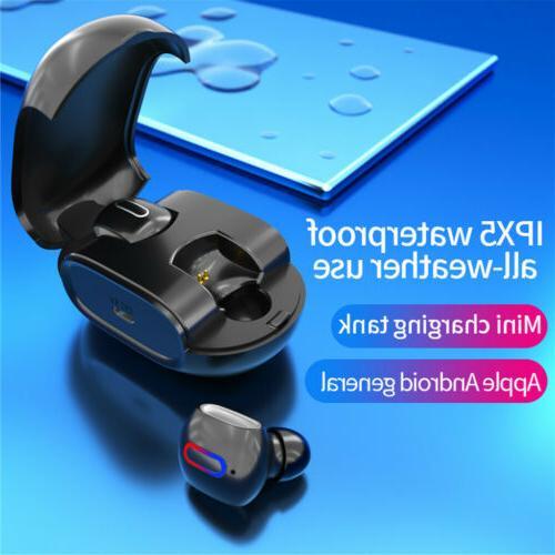 Bluetooth Wireless In-Ear Stereo