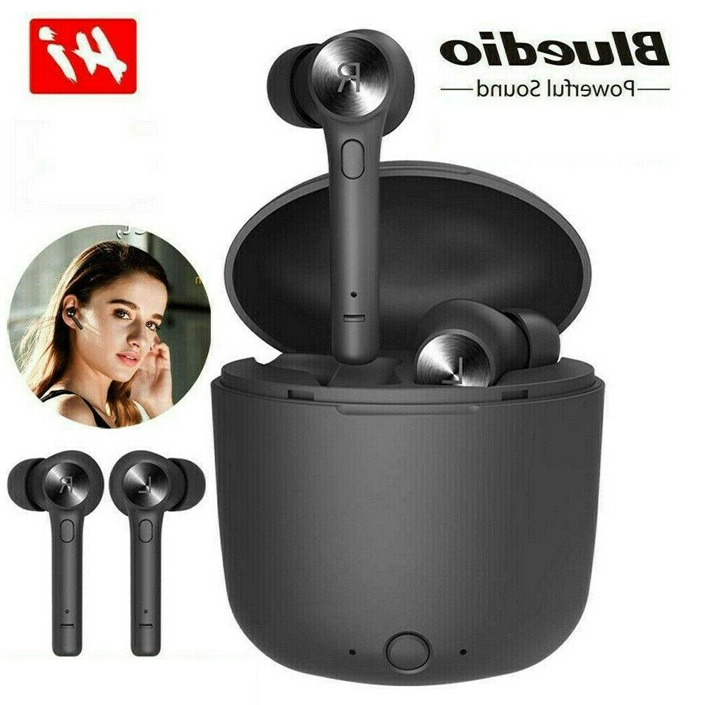 bluetooth 5 0 headset wireless tws earbuds