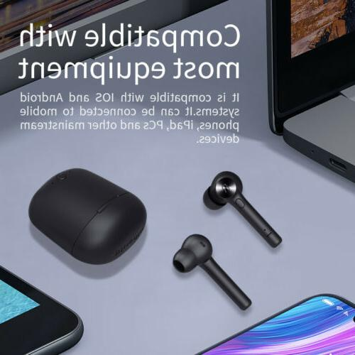 Bluedio Waterproof Headset earbuds Touch