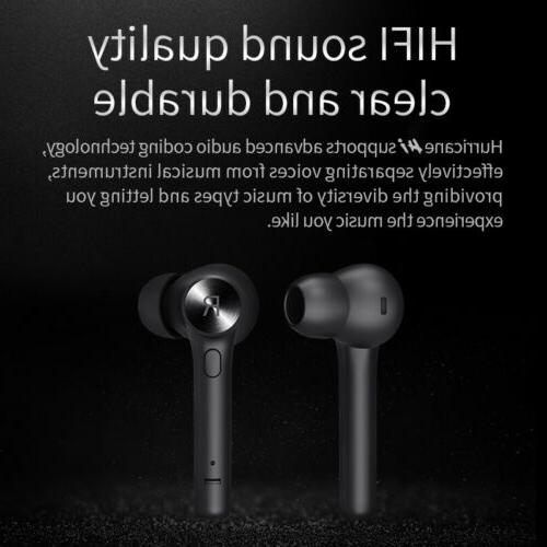 Bluedio Bluetooth 5.0 Waterproof Hook Headset earbuds