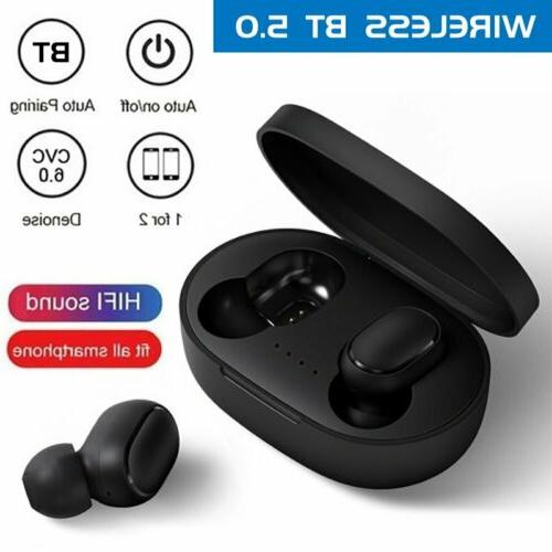 2020 Wireless 5.0 Earphone Noise