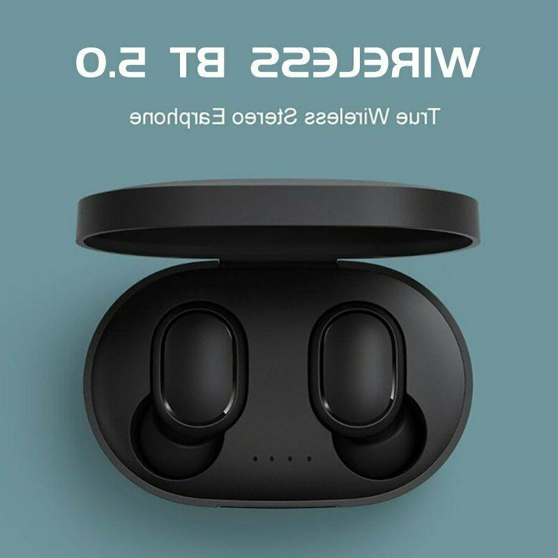 2020 Wireless 5.0 Headset Noise Cancelling