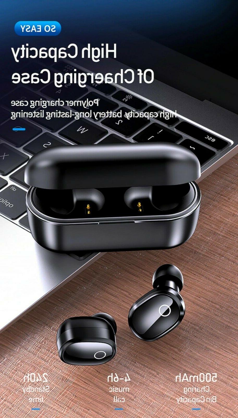 Bluetooth Headphones Waterproof
