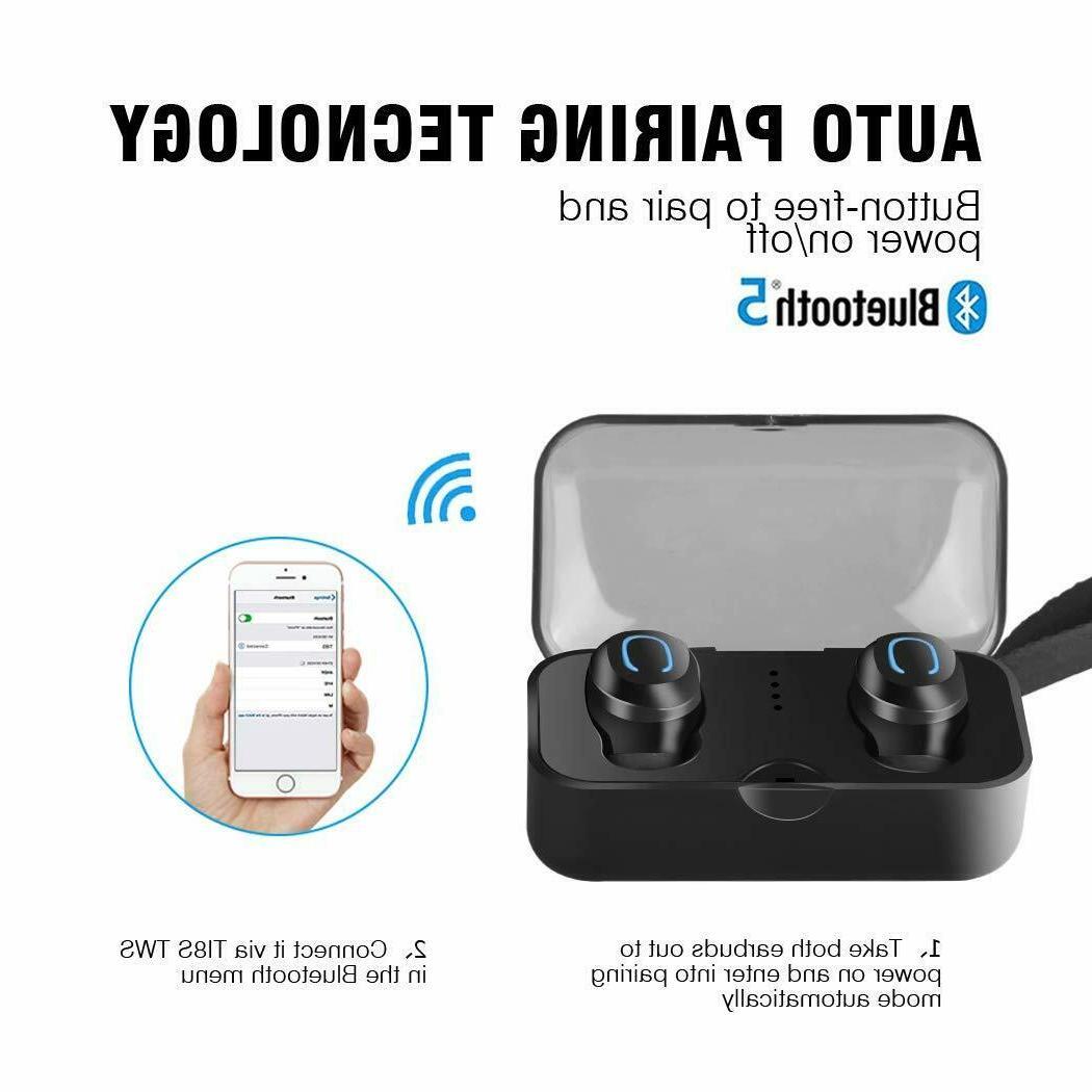 Bluetooth True Touch