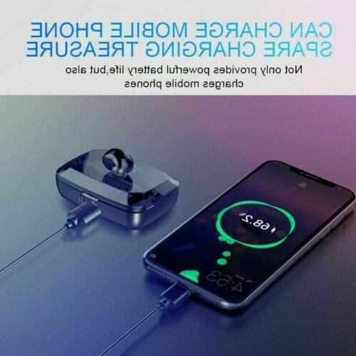 Bluetooth Earphones Twins Stereo Headset