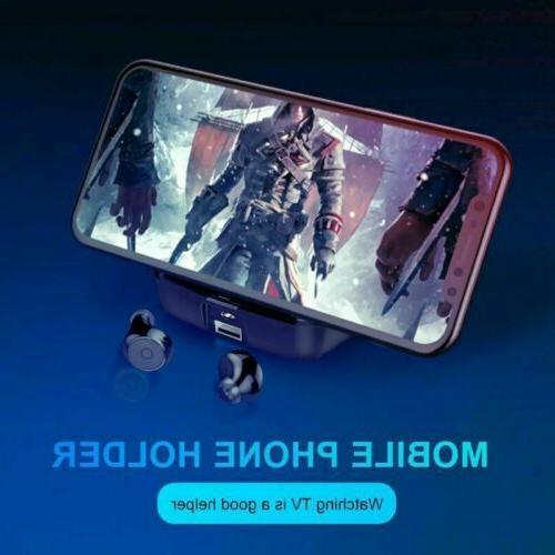 Bluetooth 5.0 TWS Earphones Headset
