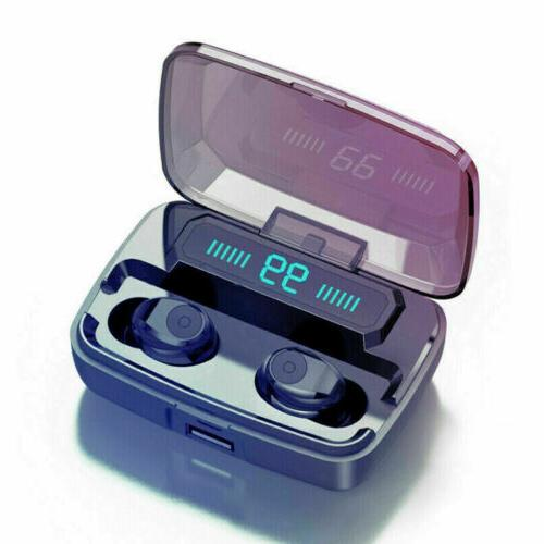Bluetooth 5.0 TWS Earphones Twins Headset