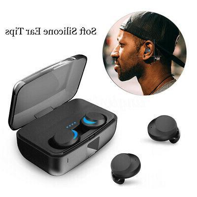 bluetooth 5.0 Wireless Earbuds Case