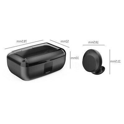 bluetooth Stereo Swimming Headphones+3000mAh Case