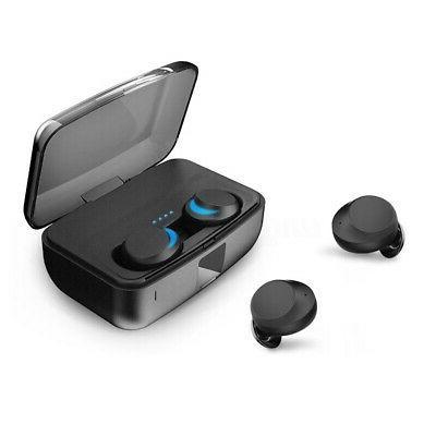 bluetooth Stereo Swimming Earphones Headphones+3000mAh Case