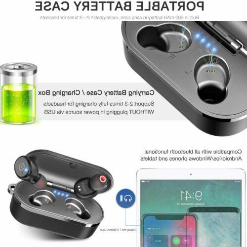Bluetooth with IPX8 Waterproof