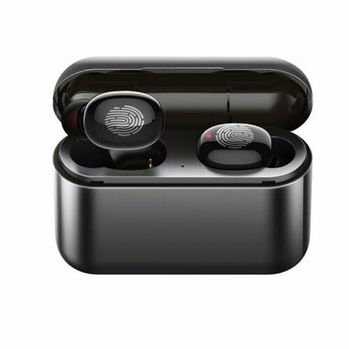 bluetooth earbud headset wireless earphone headphone