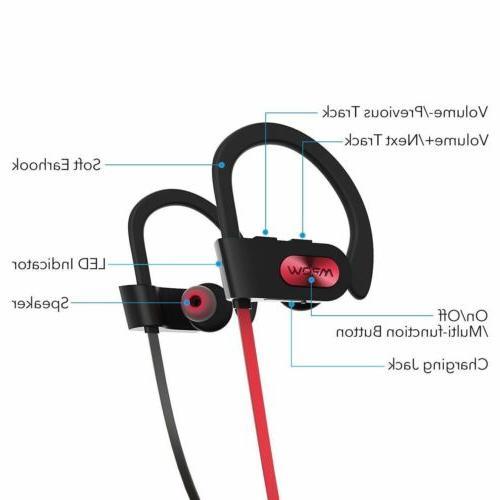 Mpow Earbuds Wireless Sports Gym