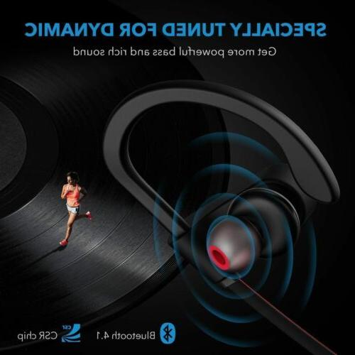 Mpow Flame Bluetooth Earbuds Wireless Sports Gym