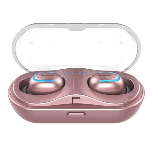 Bluetooth Earbuds,NENRENT Q13 TWS True Wireless Earbuds, Blu