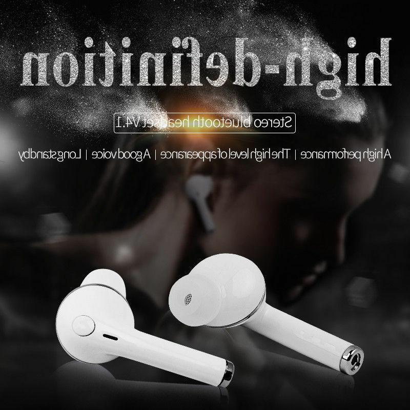 Bluetooth Wireless Headset +