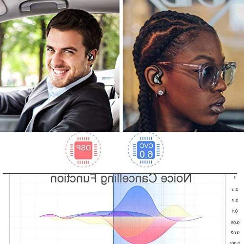 Headphones CVC Noise with built-in Mic