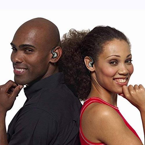 ZBHW Earbuds Headphones Sport CVC 6.0 with built-in Mic