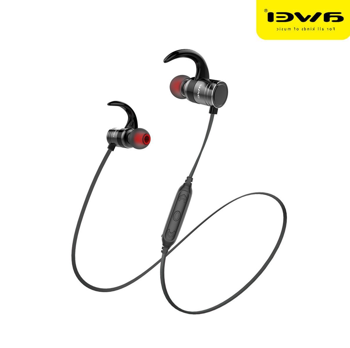 AWEI Bluetooth Stereo Earphones Sport