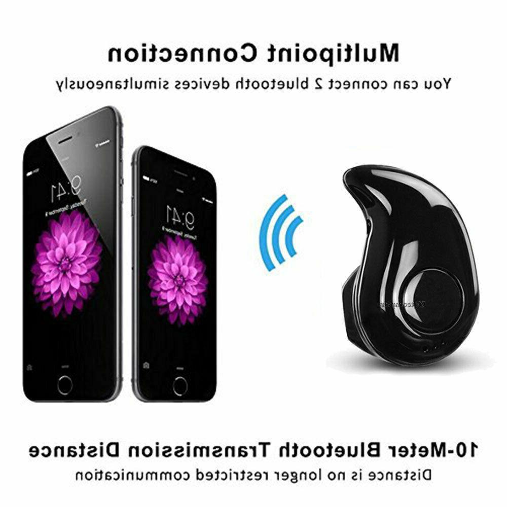 Mini Wireless Bluetooth In-Ear Earphones