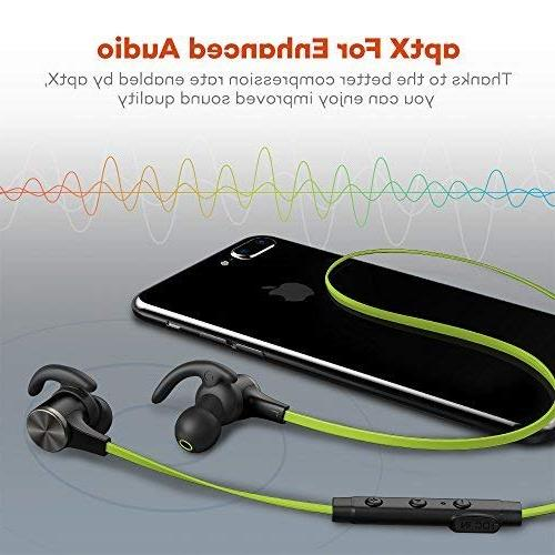 Bluetooth Fit for with Built in Mic Green