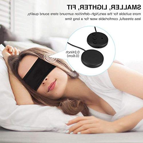Bluetooth Headband Sleep Headphones, AGPTEK Headband with Sleeping, Sports, Snoring, Meditation Women