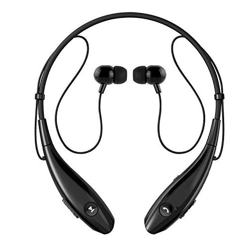 SoundPEATS Wireless Earphones with Mic Lightweight Sports Bluetooth for