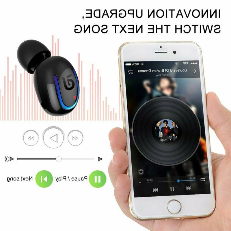 Bluetooth Headphone, Kissral Wireless Sport Talking Hd