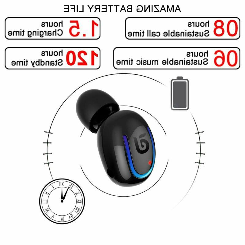 Bluetooth Sport Hours Talking Time Hd Micro