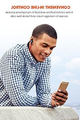 SoundPEATS Bluetooth In Ear Wireless Magnetic Sweatproof Stereo Earphones