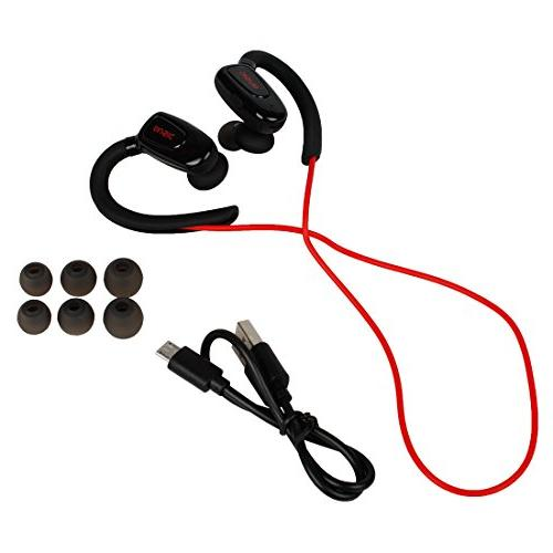 bluetooth headphones ear wireless earbuds