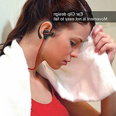 Bluetooth Headphones, Hi-Fi 3D Stereo Hours