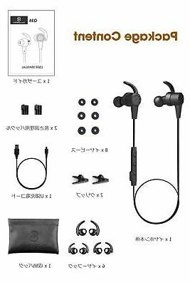 SoundPEATS Ear Wireless Earbuds Magnetic Swea...