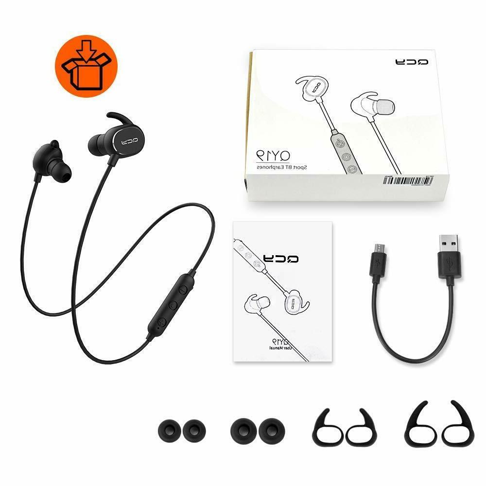 Qcy Headphones, Wireless Sports Ea