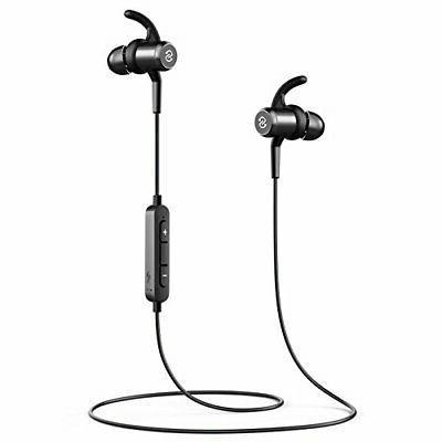 bluetooth headphones magnetic in ear wireless earbuds