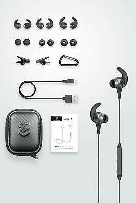 SoundPEATS Bluetooth Wireless IPX6 in-Ear Bluetooth
