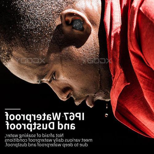 Bluetooth Headset True Wireless Sport HIFI Handsfree