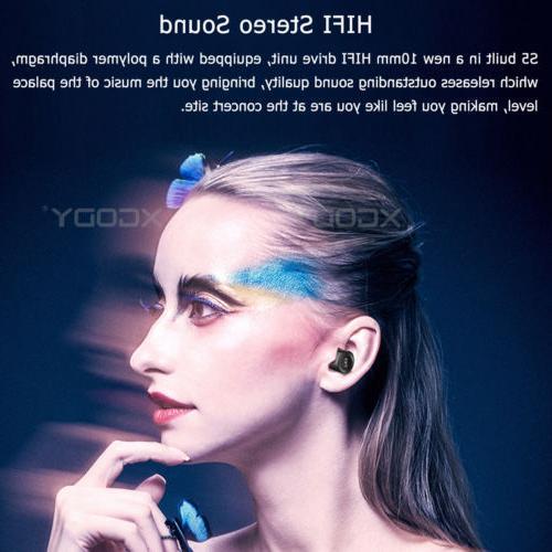 Bluetooth Stereo True Wireless Sport HIFI