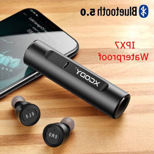 Bluetooth Stereo True Earbuds HIFI
