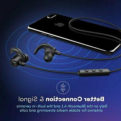 TaoTronics Wireless in Earbuds, Sports Magn